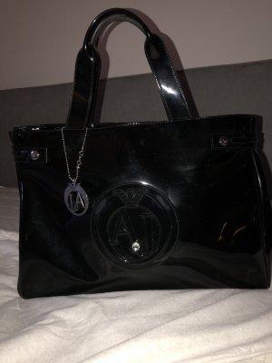 Armani Jeans Shopper black