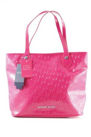 Armani Jeans Comprador rosa look casual