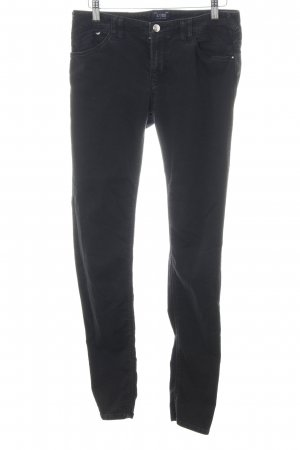 Armani Jeans Skinny Jeans schwarz Casual-Look