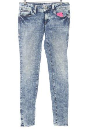 Armani Jeans Skinny Jeans blau Jeans-Optik