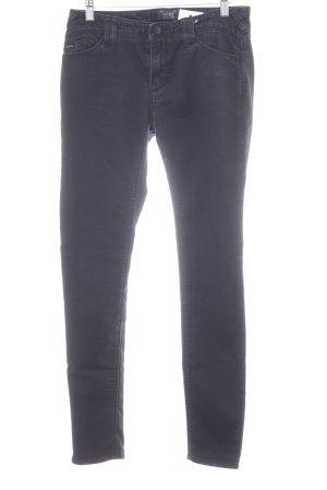 "Armani Jeans Skinny Jeans ""Orchid"" schwarz"