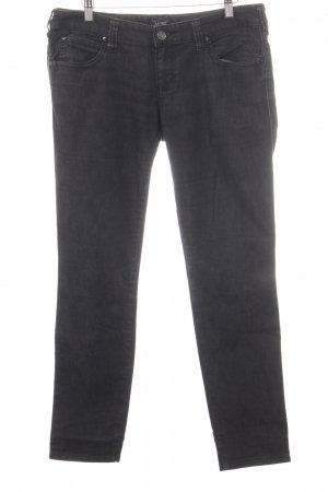Armani Jeans Slim jeans donkergrijs casual uitstraling