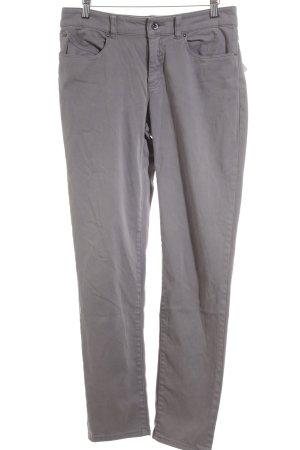 Armani Jeans Slim Jeans grau Casual-Look