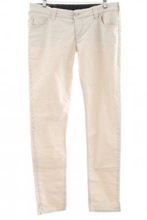Armani Jeans Slim Jeans hellrosa schlichter Stil
