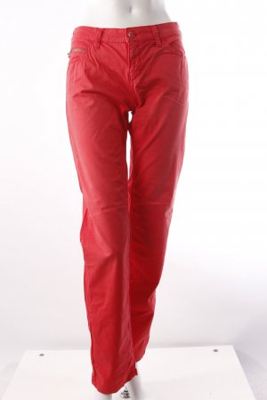 Armani Jeans Slim Jeans rot