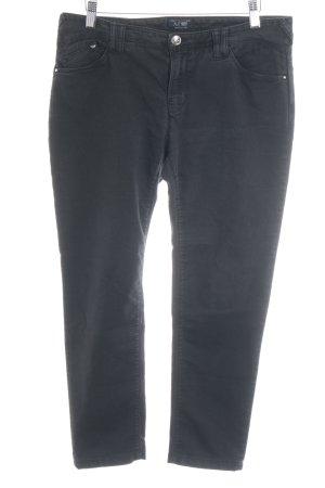 Armani Jeans Vaquero slim negro look casual