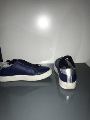 Armani Jeans Lace-Up Sneaker multicolored