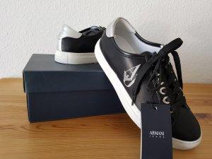 Armani Jeans Sneaker Halbschuhe Gr. 38 Neu mit Etikett
