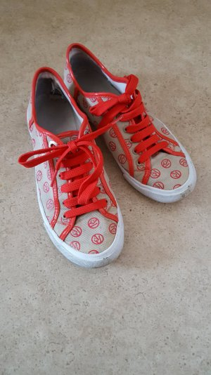 Armani Jeans Sneakers rot