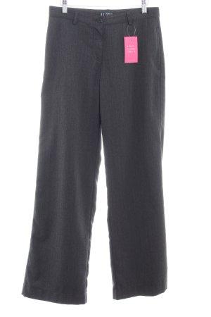 Armani Jeans Stoffhose dunkelgrau Business-Look
