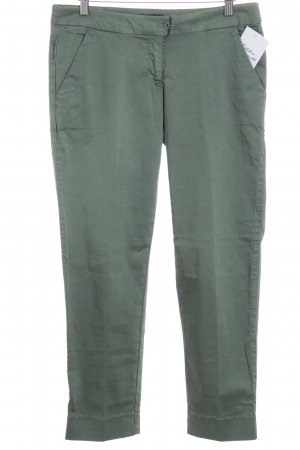 Armani Jeans Stoffhose khaki Casual-Look