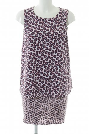 Armani Jeans Stretch jurk volledige print casual uitstraling