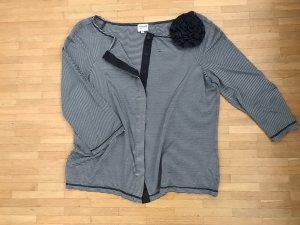 Armani Jeans Cardigan dark blue-white