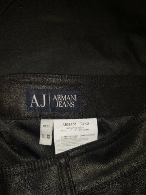 Armani Jeans Suede Look