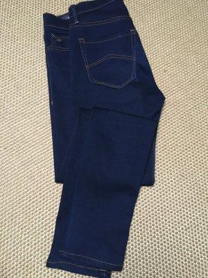 Armani Jeans, super Skinny, dunkelblau