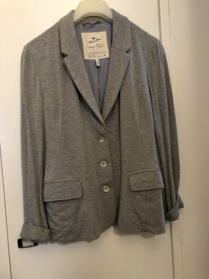 Armani Jeans Sweat Blazer light grey