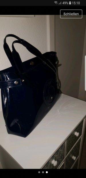 Armani Jeans Bolso azul oscuro