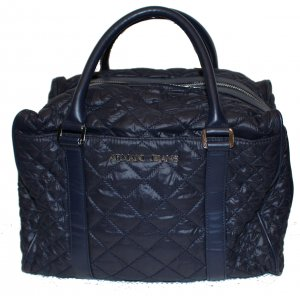ARMANI JEANS Tasche Boston Form Stepp dunkelblau