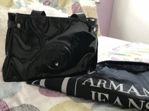 Armani Jeans Frame Bag black