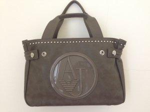 Armani Jeans Tasche mit Nietenbesatz