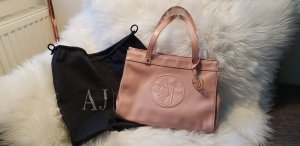 Armani Jeans Tasche Shopper in altrosa