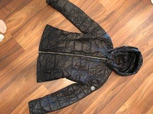 Armani Jeans Overgangsjack zwart