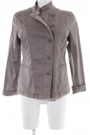 Armani Jeans Between-Seasons Jacket grey brown casual look