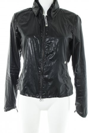Armani Jeans Between-Seasons Jacket black casual look