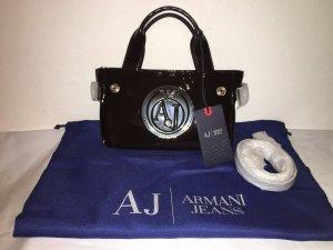 Armani Jeans Unhängetasche Tasche schwarz NEU