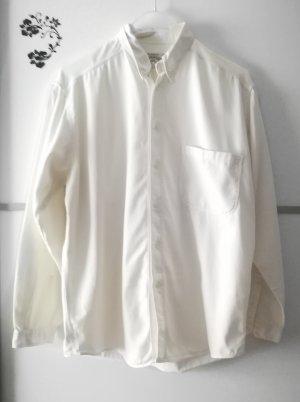 Armani Jeans Camisa de vestir blanco puro