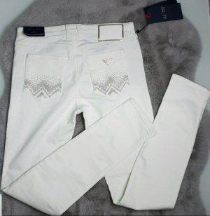 Armani Jeans weiß