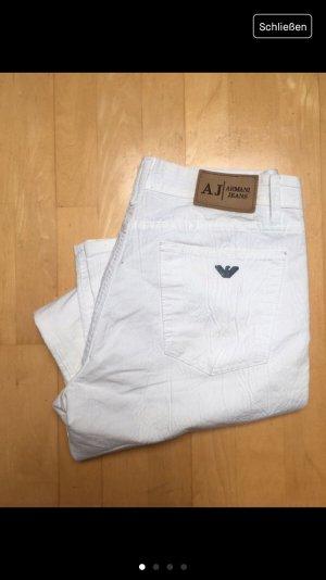 Armani Jeans Weiß Neu