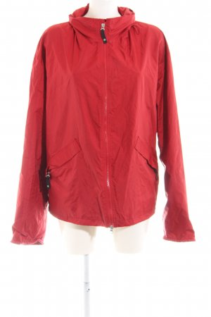 Armani Jeans Windstopper rot Casual-Look