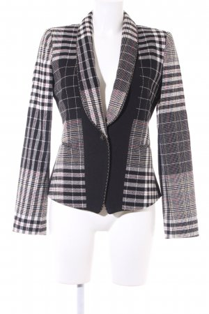 Armani Jeans Woll-Blazer Karomuster Business-Look