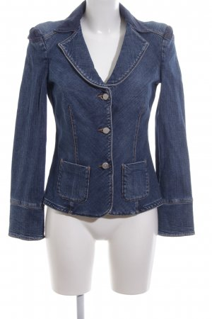 Armani Denim Jacket blue casual look