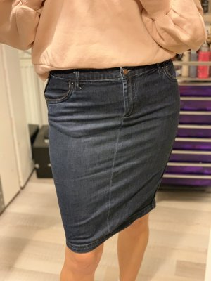 Armani Jeans Denim Skirt blue