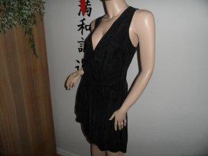 Armani Kleid Gr.38 Schwarz Neuwertig