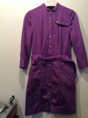 Armani Kleid violett