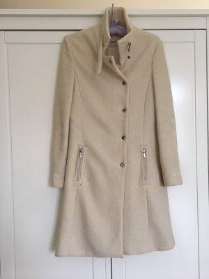 Armani Mantel cremeweiß Gr. 34 - elegant, original Armani