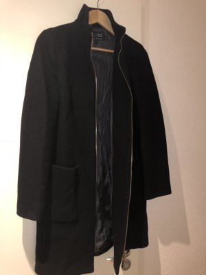 Armani Winter Coat dark blue