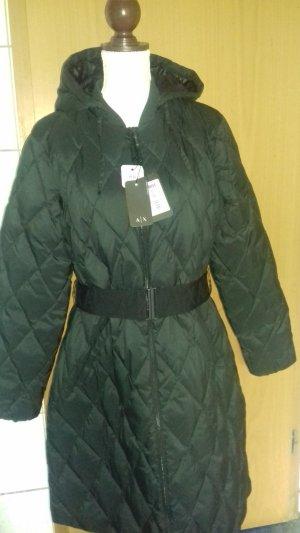 Armani Exchange Manteau en duvet noir