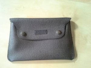 Armani Pochette grey synthetic fibre
