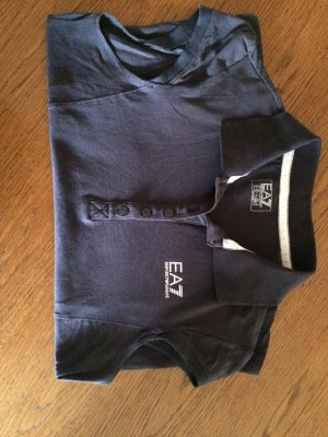 Armani Polo Shirt schwarz