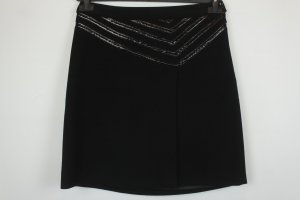 Armani Rock Wollrock High Waist Rock Gr. 34 schwarz (18/10/285)