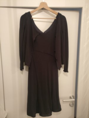 Armani Collezioni Evening Dress anthracite