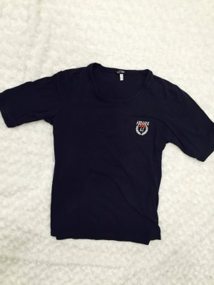 Armani Shirt dunkel blau