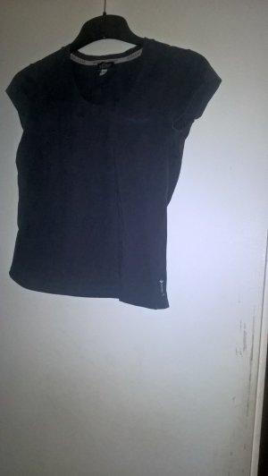 Armani Jeans T-shirt blu scuro Cotone