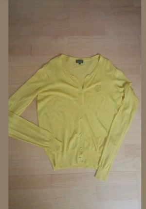 *Armani Sommerstrickjacke in gelb 40* absolut neuwertig
