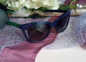 Armani Gafas azul oscuro-verde