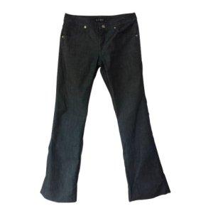 Armani Strass Embellished Blue Jeans